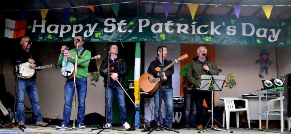 Castletownbere Patricks day