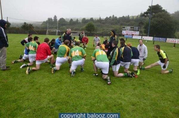 Garnish GAA Win Cup