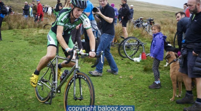 Three Peaks Cyclo-Cross Race