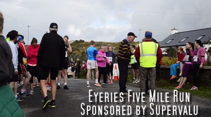 Eyeries 5 mile run