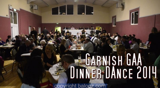Garnish GAA Dinner Dance