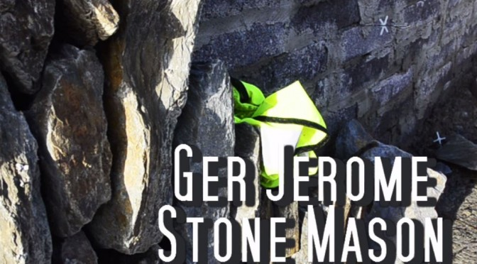 Ger Jerome Stone Mason