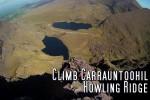 Climb Carrauntoohil Howling Ridge