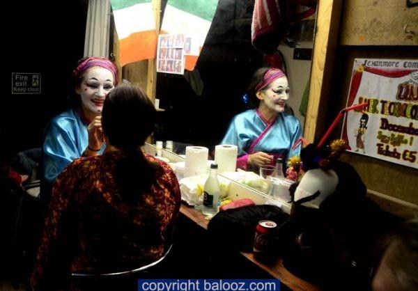 Mikado pantomime lehanmore