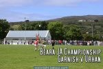 Garnish win against Urhan in the Beara JA Championships