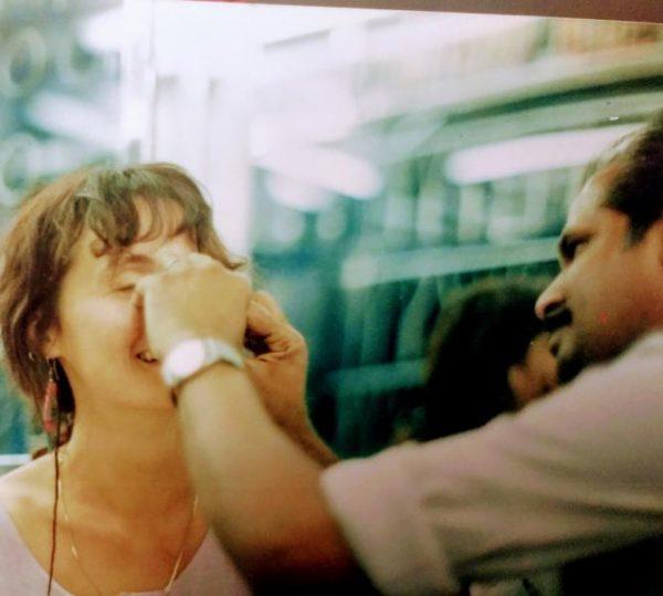 Nose piercing Udaipur Rajasthan