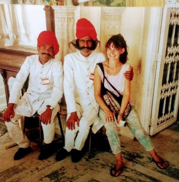 Rajasthani Men, great beards
