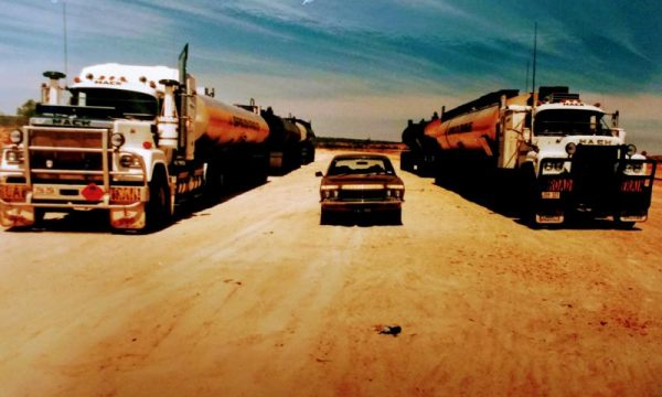 Road Trains , Northern Territory, Australia