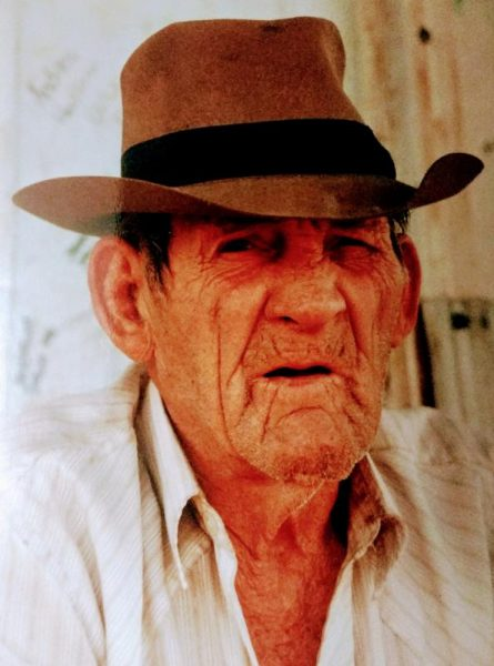Nice old fella, Camooweal, Queensland, Australia