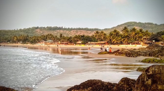 India 2019 Lifes a beach well almost
