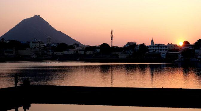 Shanti in Pushkar