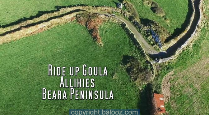 Cycle up Goula – Allihies – Beara Peninsula
