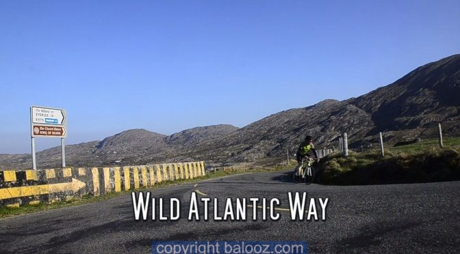 Cycle around the Ring of Beara