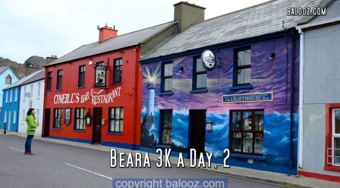 Beara 3K a day walk 2