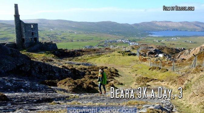 Beara 3K a day walk 3