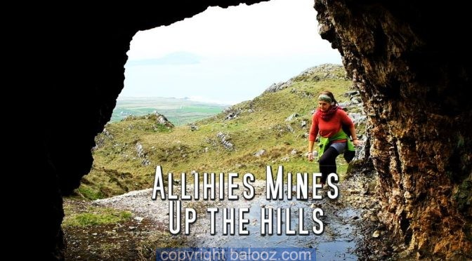 Up the hill Allihies Mine
