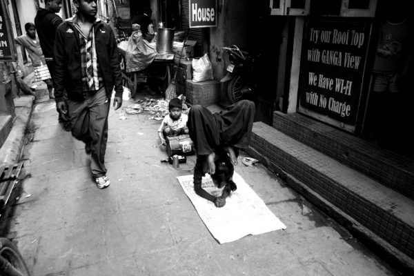 Street circus