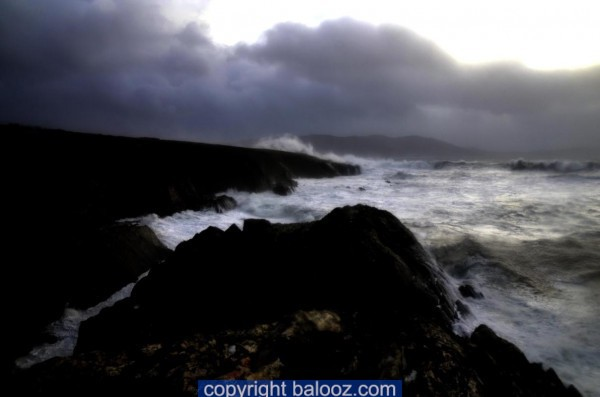 west cork storms