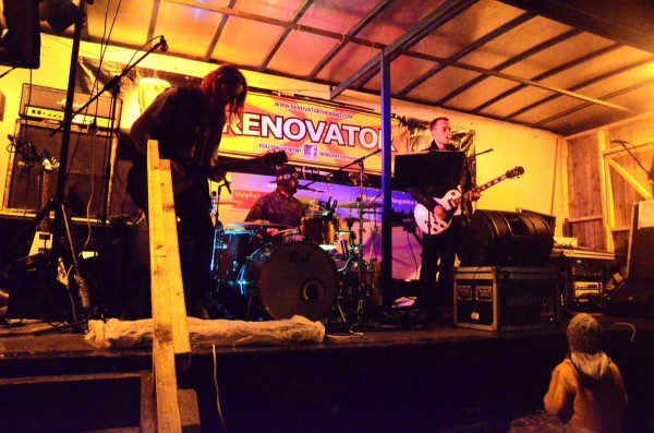 Renovator play Allihies Festival
