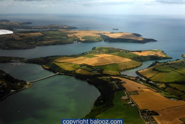 Flying Beara Peninsula