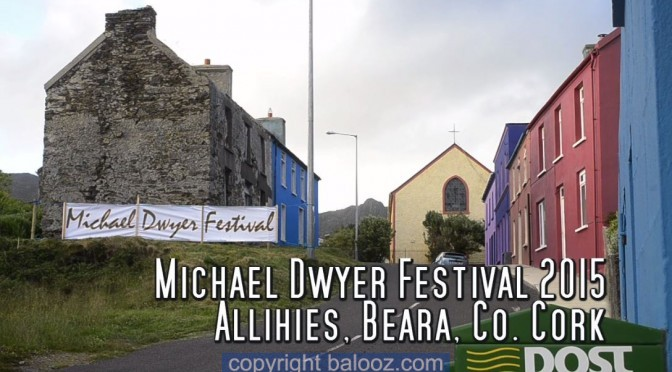 Michael Dwyer Opening
