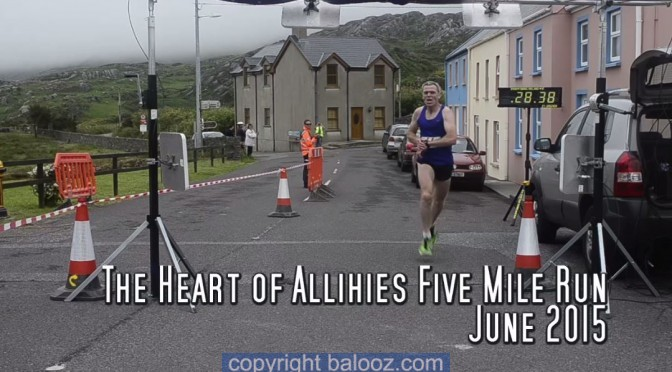 Allihies Five Mile Run