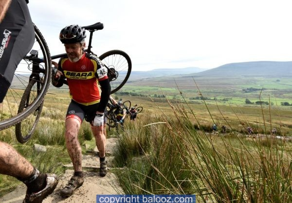 three peaks cyclo cross race