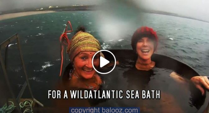 Irish Atlantic Seaweed Baths