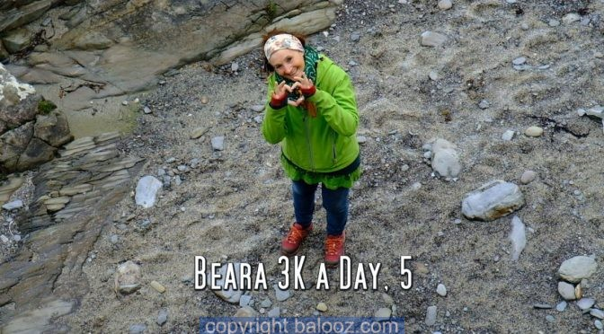 Beara 3K a day walk 5