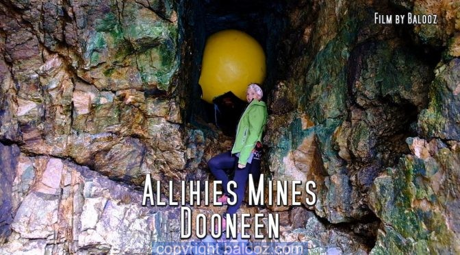 Dooneen Mine Allihies