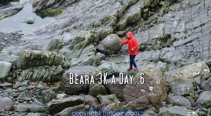 Beara 3K a day walk 6