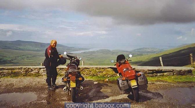 Moto to Ireland