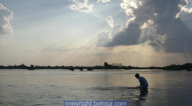 A trip down the Mekong, Laos