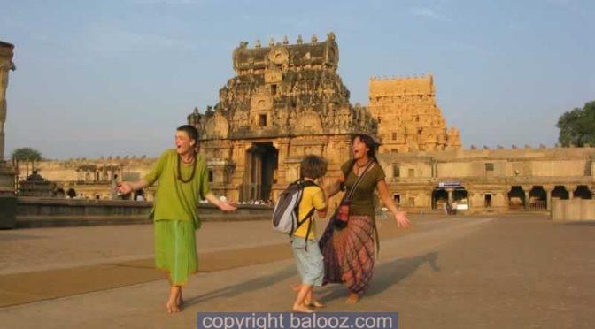 Thanjavur to Andaman Islands