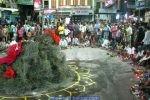 Pushing it out at Pushkar