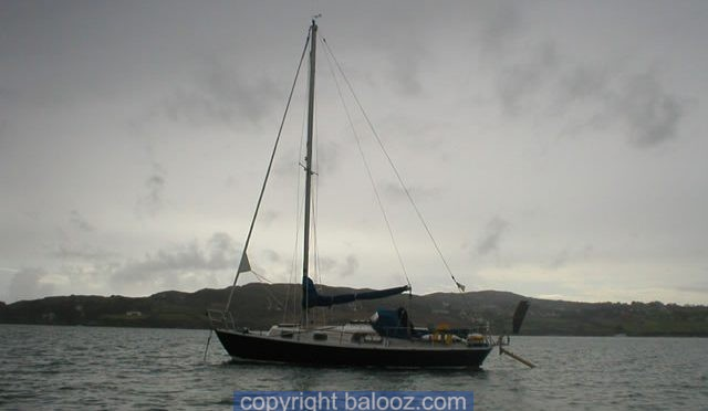Sailing with the Houlihan's, Schull