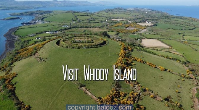 Whiddy Island School House a new place to stay